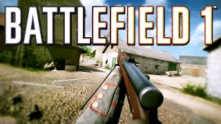 Battlefield 1: This is Chaos! (PS4 PRO Multiplayer Gameplay)