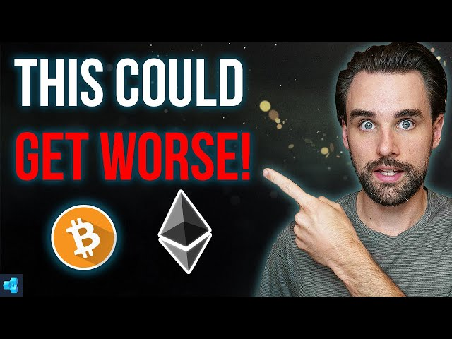 🔴Things Could Get WORSE for Crypto!