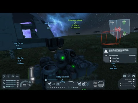 Space Engineers - Planning and Execution