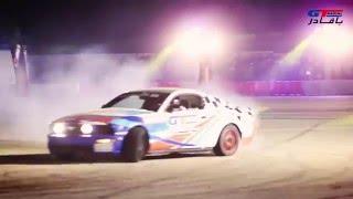 Abdulaziz Bamaas Participation In Drift Force 2015