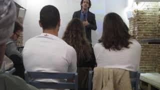 Eduardo Martínez de Irujo - Open Mike Octubre 2019
