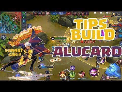 Cara Bermain + Build Untuk Alucard - Mobile Legends Indonesia !!!
