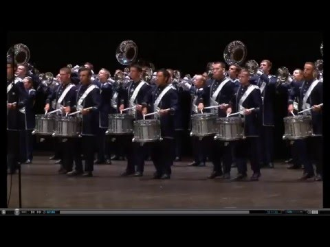 bluecoats 2015 munche stand still