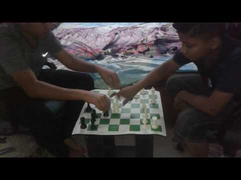 LONGEST AND FASTEST CHESS MATCH BY JBS