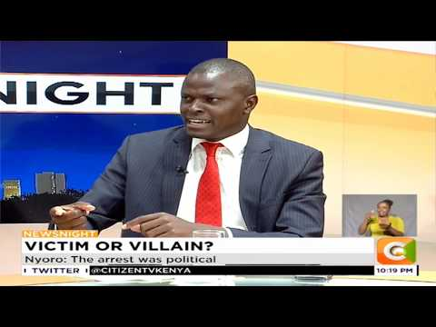 Nyoro: I don't like a lot of political correctness | NEWSNIGHT | [Part 2]