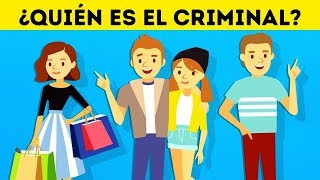 9 ACERTIJOS DE DETECTIVES PARA ENTRENAR TU CEREBRO