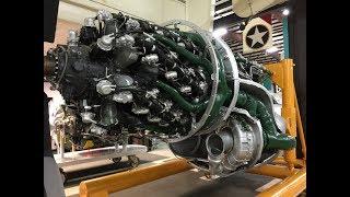 как это сделано Дизельный двигатель самолёта / Бамбуковые футболки