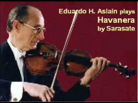 Sarasate - Havanera