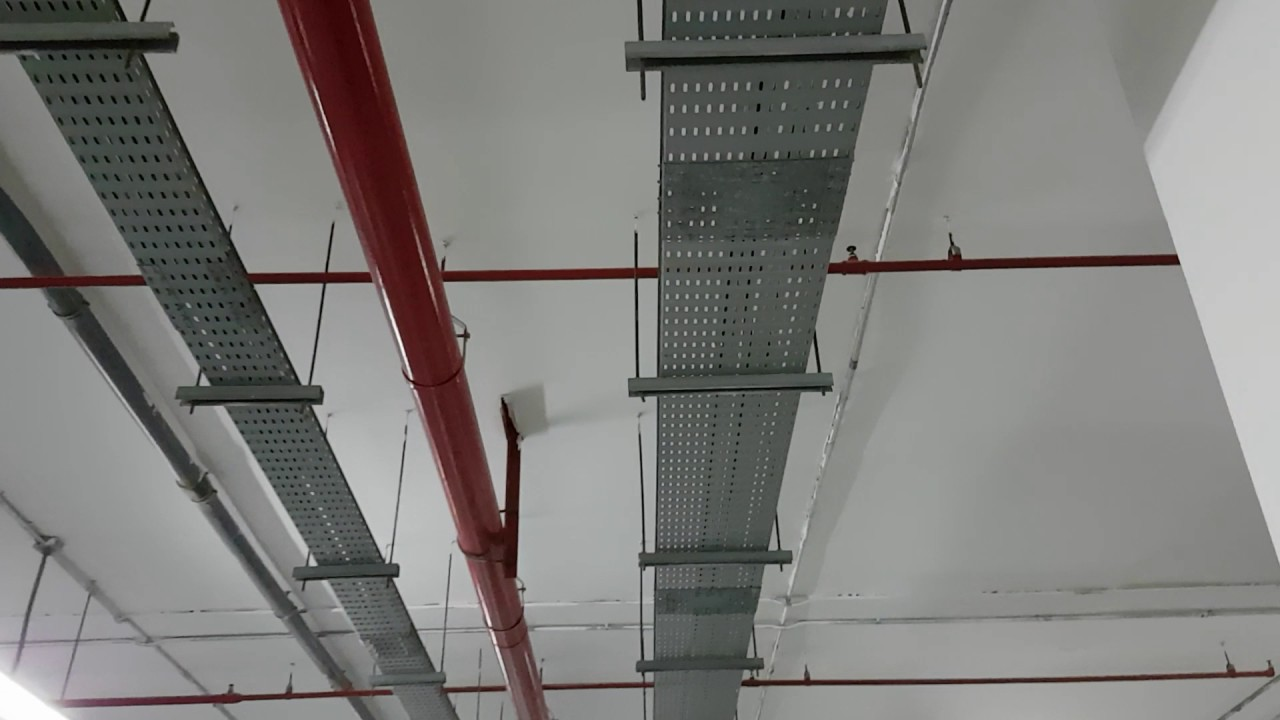 Cable Tray System - YouTube