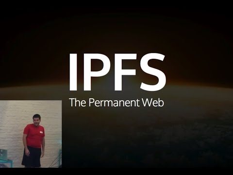 IPFS: The Permanent Web, by Juan Benet (Talks at Sourcegraph 003)