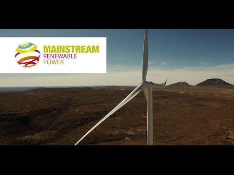 Noupoort wind farm (80 megawatts), South Africa