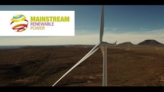 Noupoort wind farm (80 megawatts), South Africa