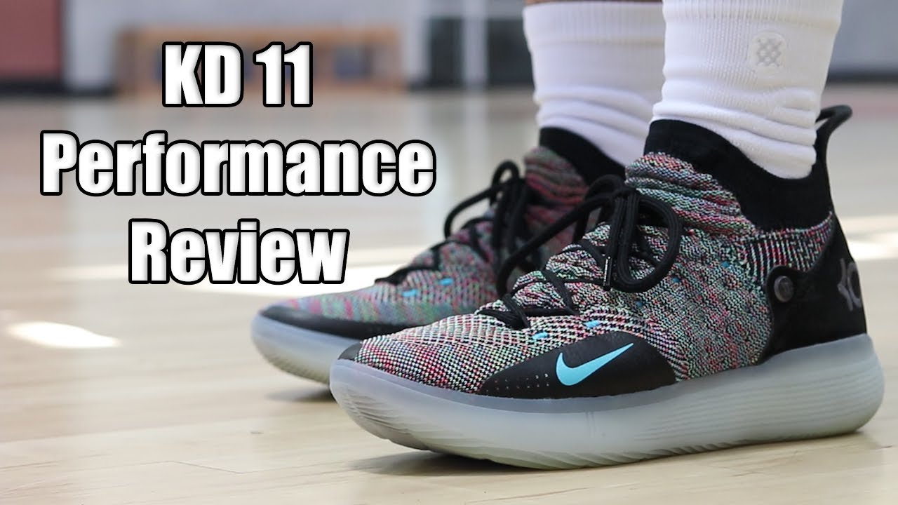 f56d8a1eb39e NIKE ZOOM KD 11 PERFORMANCE REVIEW! - YouTube