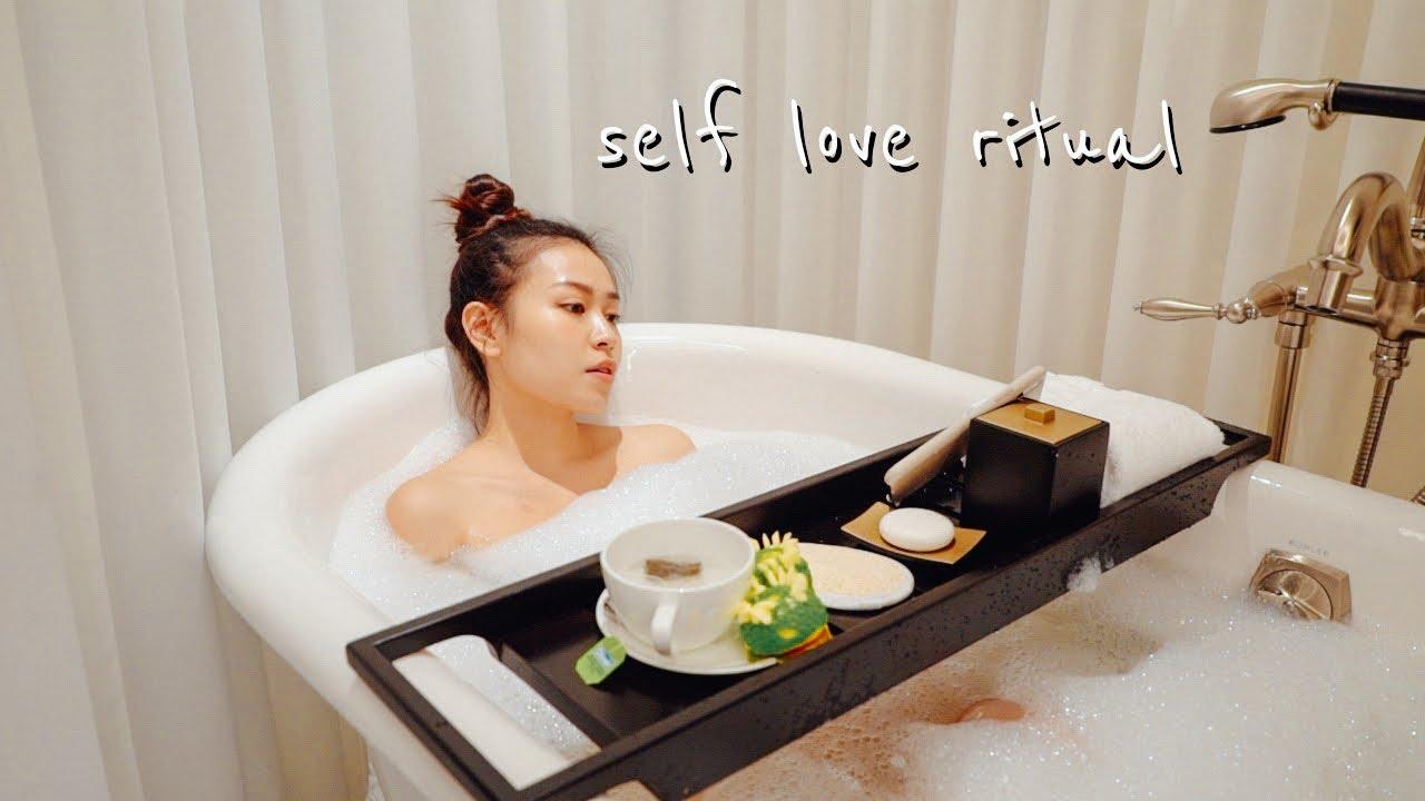 Chăm Sóc Bản Thân Những Ngày Tâm Trạng | Pamper/ Self Love Routine