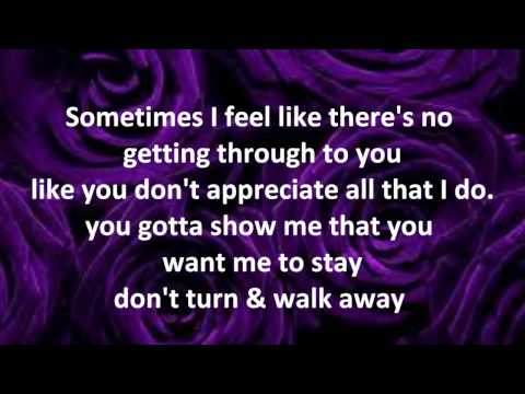 Keyshia ColeFallin out with on screen lyrics! HD
