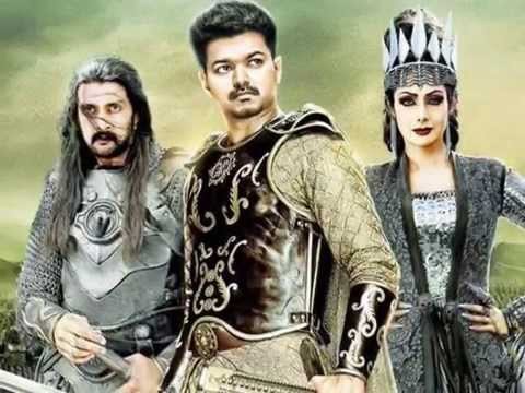 Puli Official Poster Puli Movie Offi...