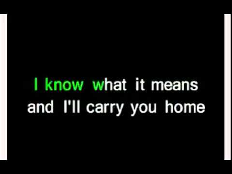 Carry You Home- James blunt (karaoke)