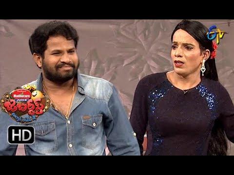 Hyper Aadi, Raising Raju Performance | Jabardasth | 4th October 2018 | ETV  Telugu