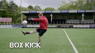 Sgiliau Rhys Patchell - Box kick | CIC | Stwnsh