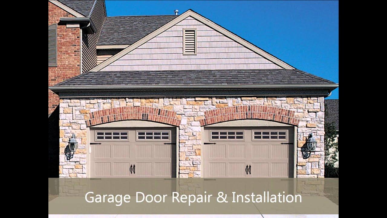 Dallas Tx Garage Doors 972 941 3792 Garage Doors Repair Youtube