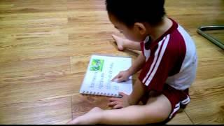 Bé đọc truyện _ MINH TRIẾT - Nursery 3.2
