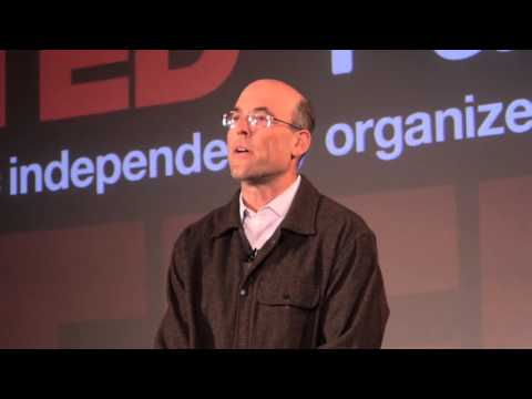 On Doing Dishes & Bureaucracy   Dev Carey   TEDxPaonia