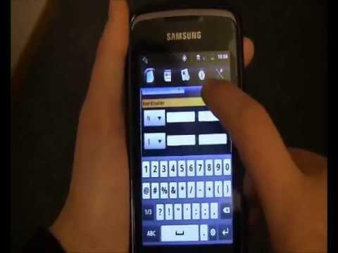 """Anleitung """"Columbus"""" für Samsung Galaxy X Cover"""
