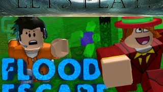 ROBLOX Flood Escape | Gravity Coil For The Not Win!