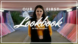 Our first Lookbook | In the Twilight