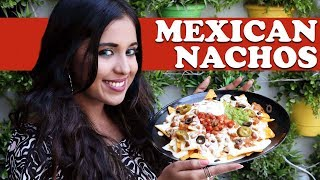 Mexican Nachos | Mexico Ka Mazaa Mumbai Mein at Big Binge Co