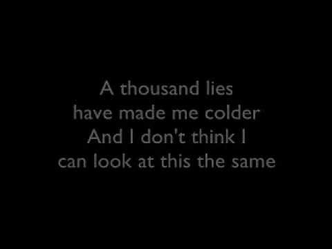 3 Doors Down - Here Without You (lyrics)