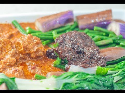 Beef Kare Kare (Beef Stew in Peanut Sauce)