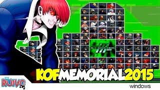 The King of Fighters Memorial Show Time 2015