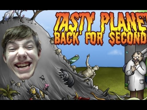 Tasty Planet Pt. 1 + LiveStream