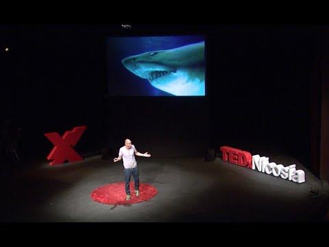 The power of the sea | Ori Sela | TEDxNicosia