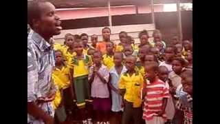 Volunteer to Change.......House of Peace Acadamy School Kokrobite Ghana  Goodbyes
