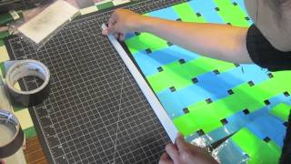 How To Make A Duct Tape Beach Bag