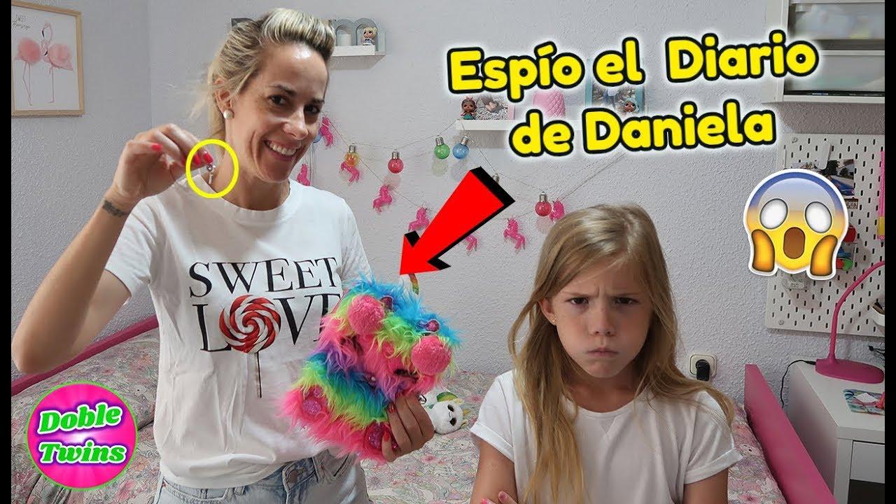 Download ESPÍO EL DIARIO DE MI HIJA DANIELA DIVERTIGUAY Y DESCUBRO SU SECRETO 🕵️♀️ TIENE OTRO NOVIO 😍