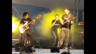 DISSONANCE Rock Band Musik Factory live Magenta 15 16 giugno