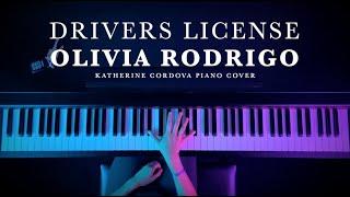 Olivia Rodrigo - Drivers License (HQ piano cover)