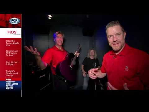 Angels Live: Tour the Museum of Pop Culture with Mark Langston and Frenchie