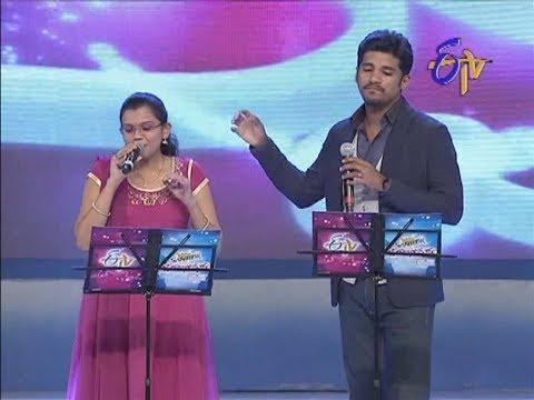 Swarabhishekam - Vijay Yesudas & Pranathi Performance - Sahana Swaase Veecheno Song - 15th June 2014