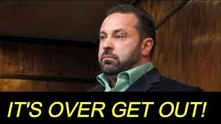 Joe Giudice DEPORTED OUT United States!