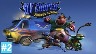 Sly Cooper: Thieves in Time -Part  2- Walkthrough - On PS3 - PS4 Rental