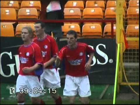 Shels v Drogheada United 2003