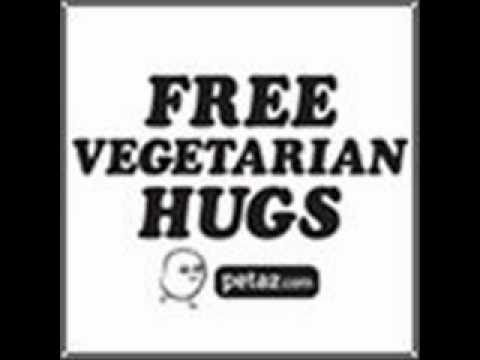 Hug A Vegitarian Day Promotion