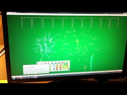 Winning Fireworks on Spider Solitaire