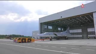 Обновленный бомбардировщик Ту-22М3М представили в Казани