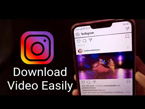 How To Download Instagram Videos On Android 2020 || Download Instagram Video