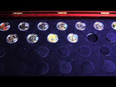 Presidential Dollar Coins 2009 Overview